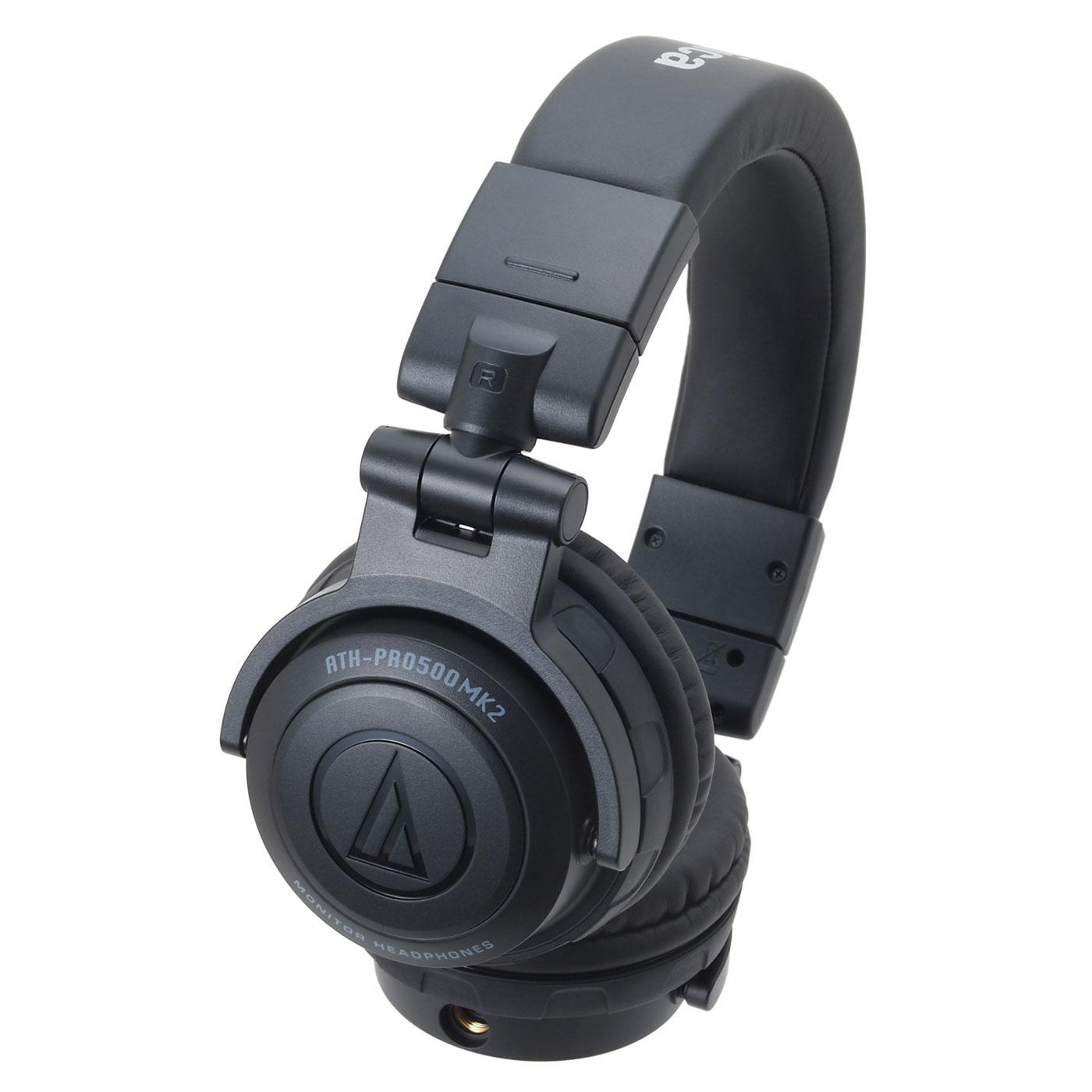 audio technica ath pro500mk2 noir casque audio technica sur ldlc com