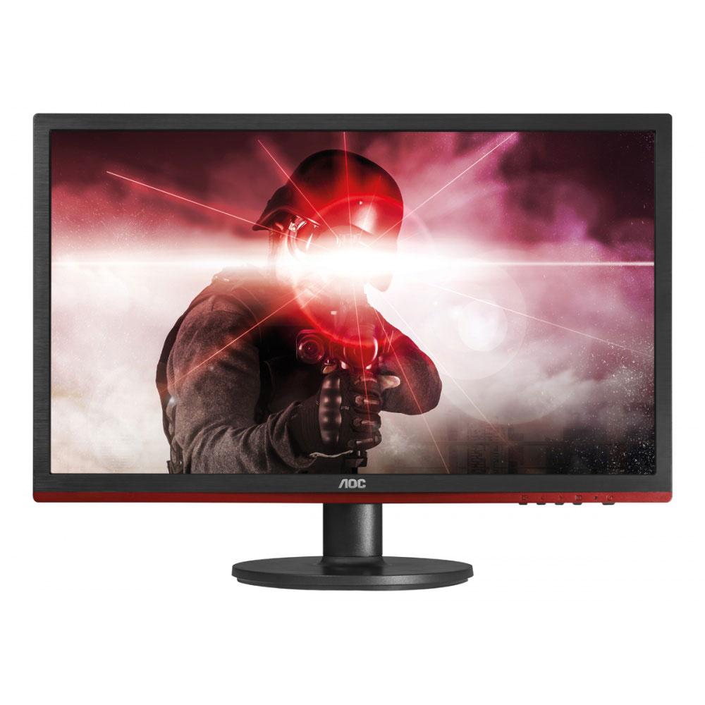 """Ecran PC AOC 24"""" LED - G2460VQ6 1920 x 1080 pixels - 1 ms (gris à gris) - Format large 16/9 - DisplayPort - HDMI - Noir"""
