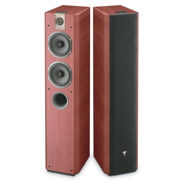 focal chorus 714 rosewood enceintes hifi focal sur. Black Bedroom Furniture Sets. Home Design Ideas
