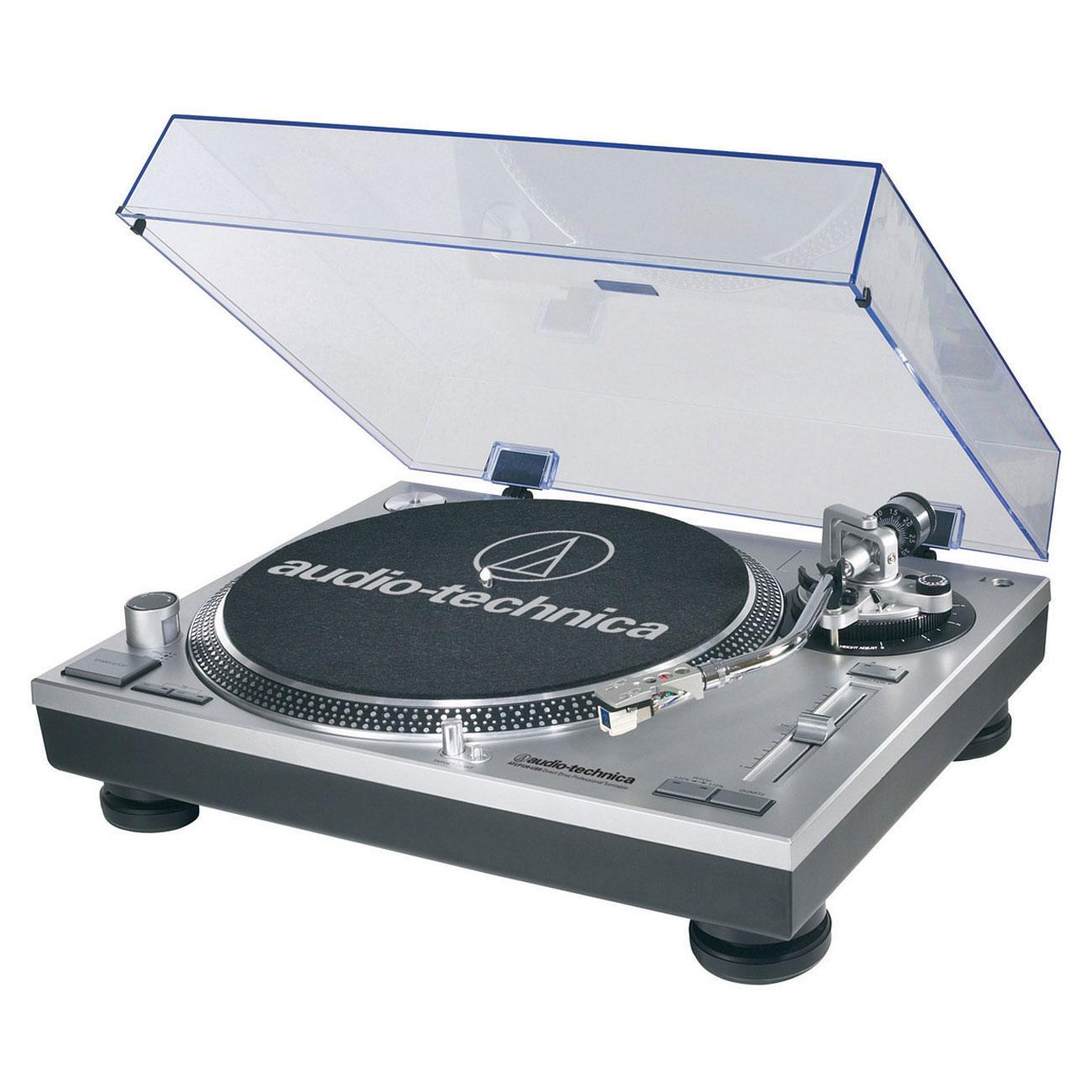audio-technica at-lp120usbhc - platine vinyle audio-technica sur
