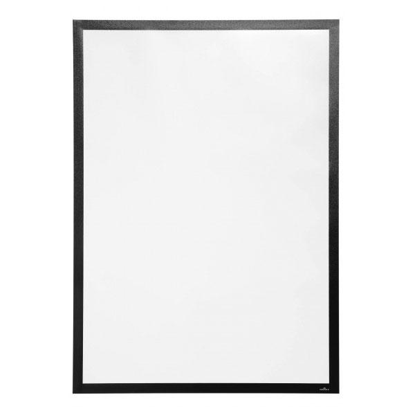 durable cadre duraframe poster 70 x 100 cm noir vitrine et affichage durable sur. Black Bedroom Furniture Sets. Home Design Ideas