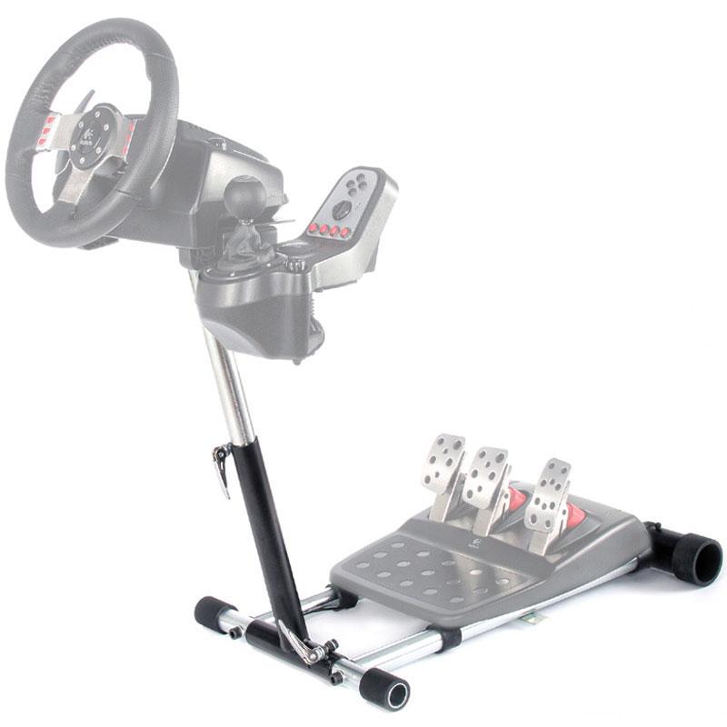 wheel stand pro v2 for logitech g25 g27 g27s g29 g920. Black Bedroom Furniture Sets. Home Design Ideas