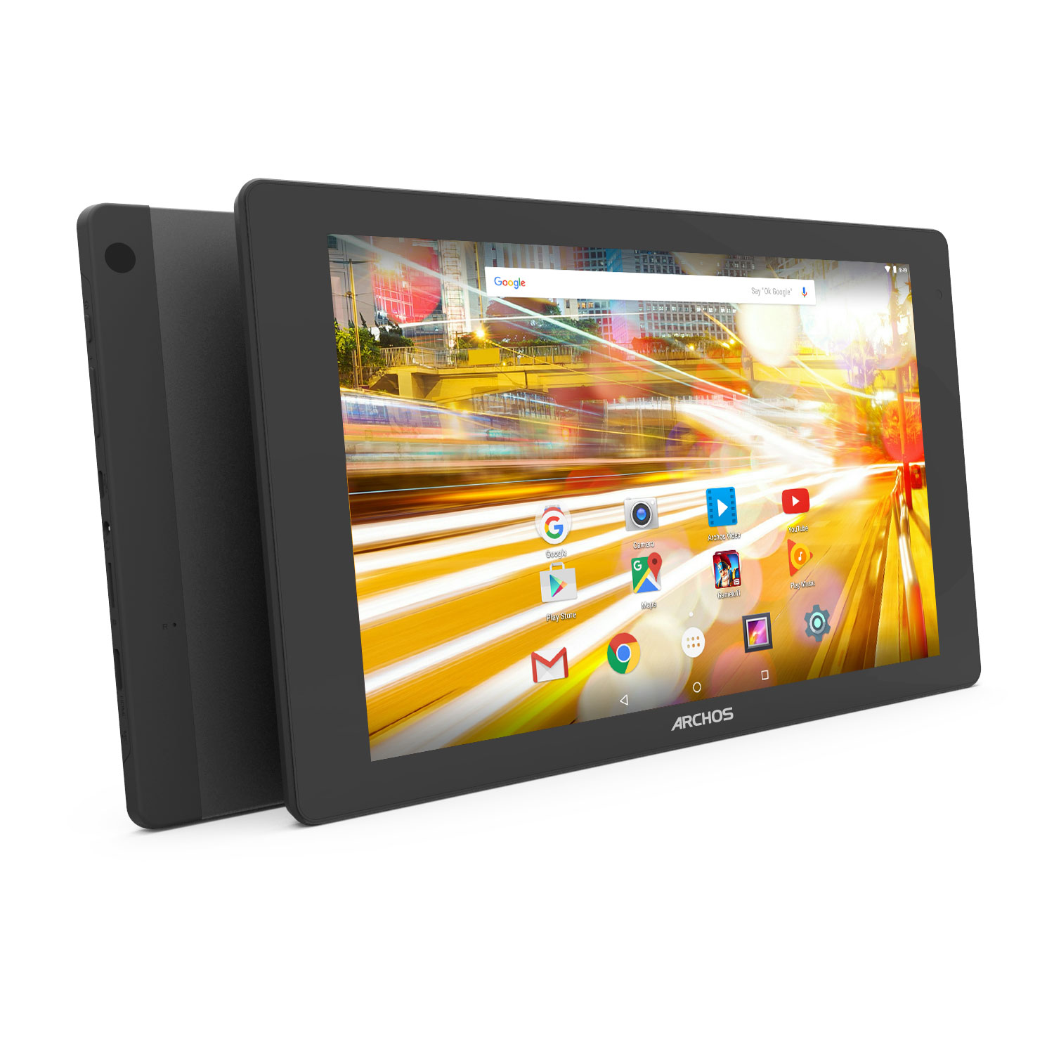 "Tablette tactile Archos 101b Oxygen 32 Go Tablette Internet - Mediatek MTK 8163A 2 Go 32 Go 10.1"" LED tactile Wi-Fi/Bluetooth/Webcam Android 6.0"