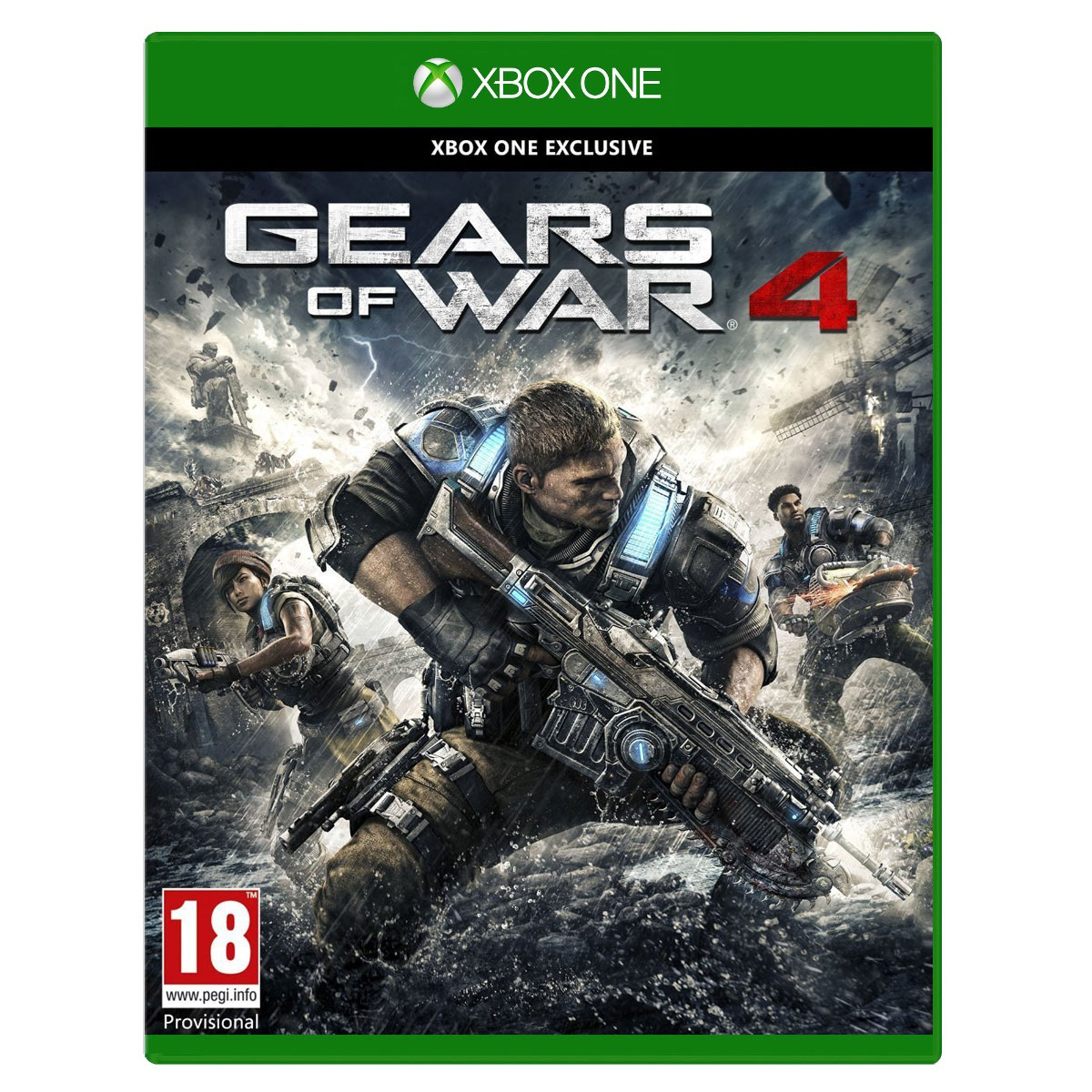gears of war 4 xbox one jeux xbox one microsoft sur. Black Bedroom Furniture Sets. Home Design Ideas