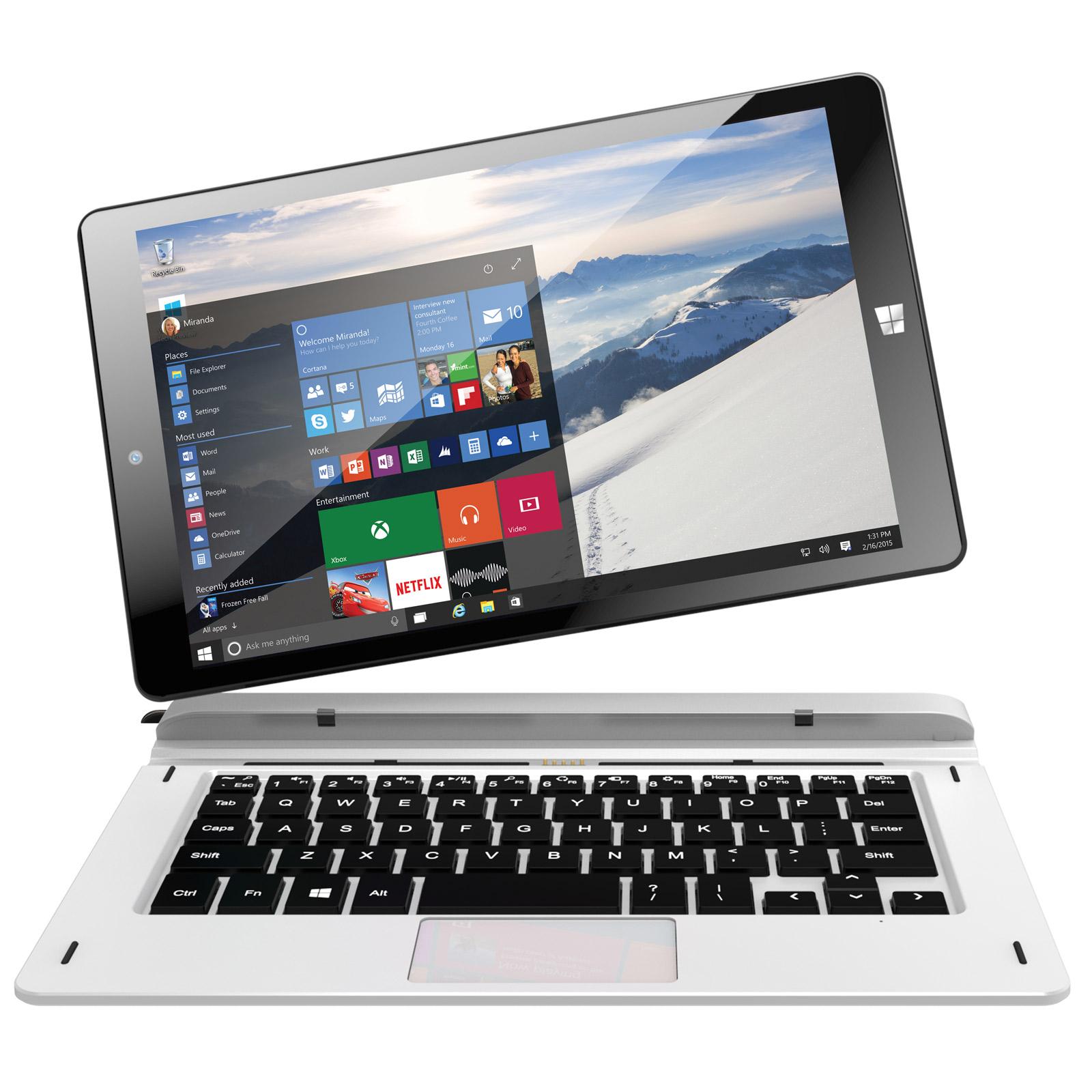 41f43146d50ecf Thomson Prestige THBK1-9.32WIN Tablette Internet - Intel Atom Z3735G 1 Go  eMMC 32 Go 8.9