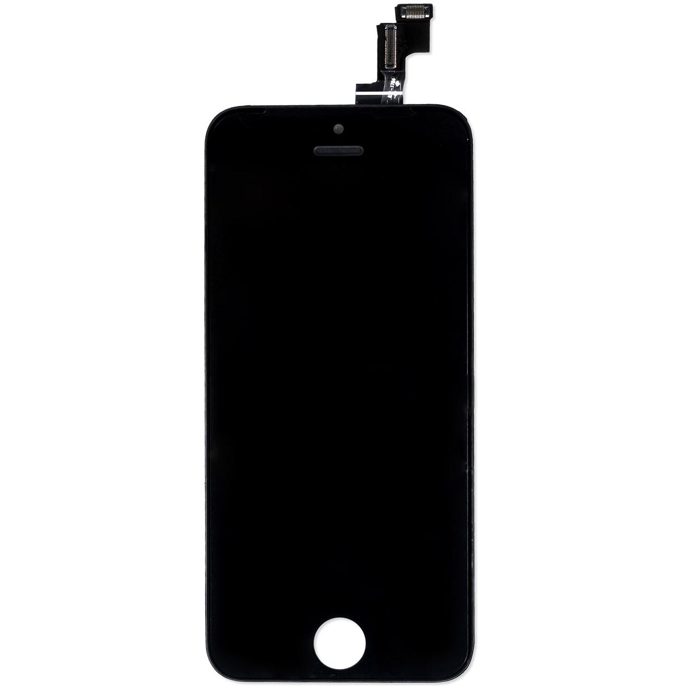 remade kit de r paration cran iphone 5 noir accessoires. Black Bedroom Furniture Sets. Home Design Ideas