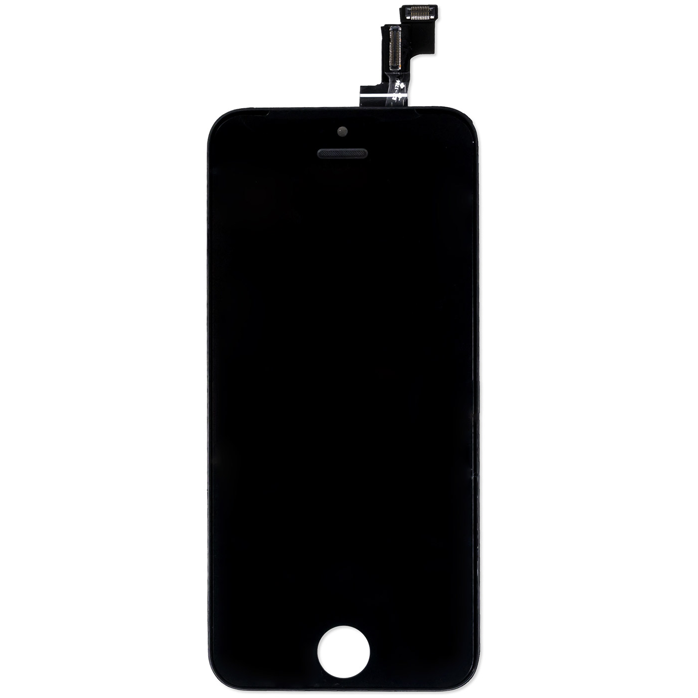 remade kit de r paration cran iphone 5s noir. Black Bedroom Furniture Sets. Home Design Ideas