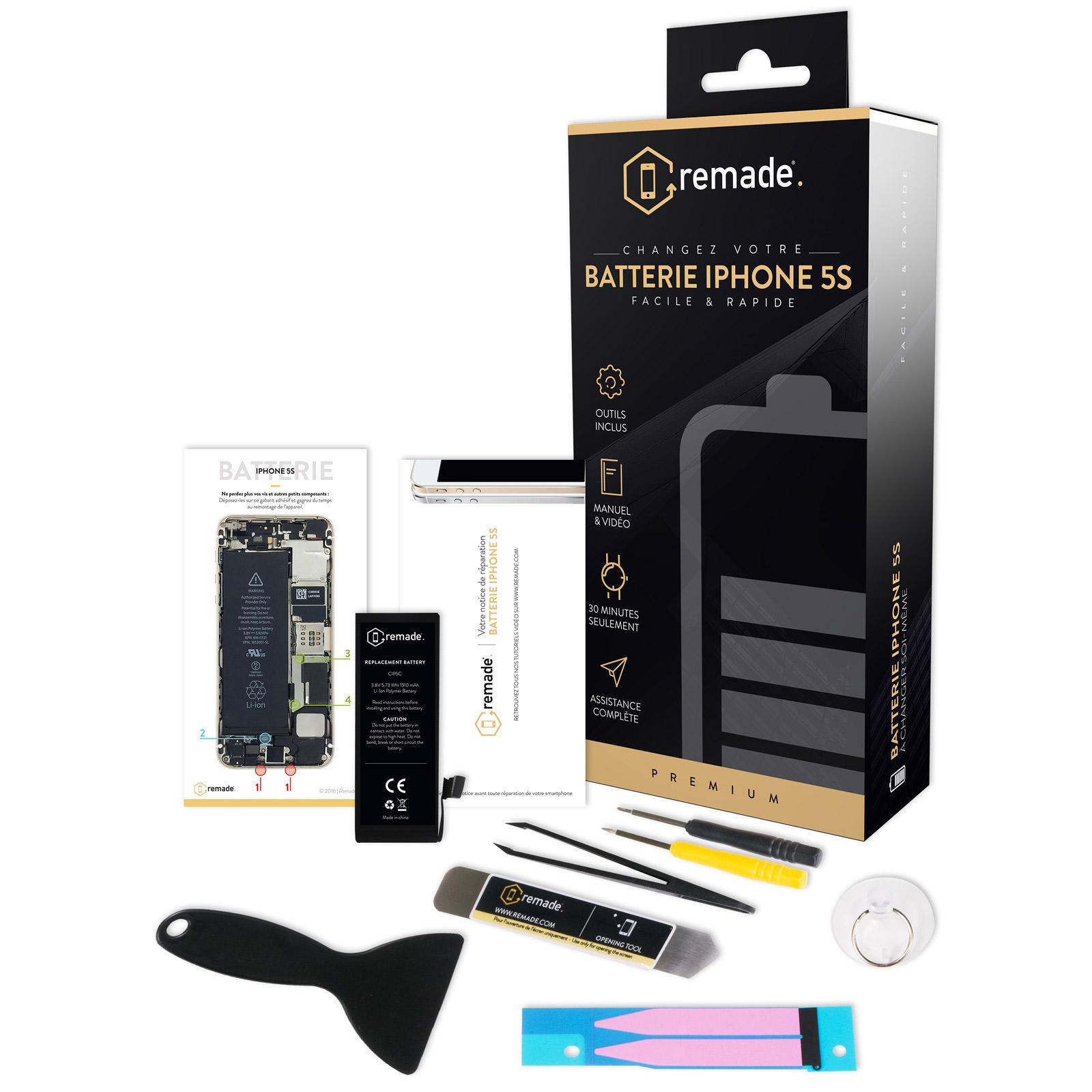Kit De Reparation Iphone S