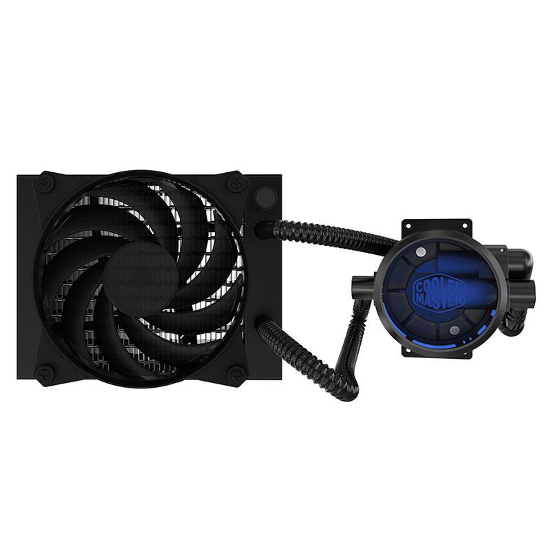 Ventilateur processeur Cooler Master MASTERLIQUID PRO 120 Kit de Watercooling tout-en-un pour processeur