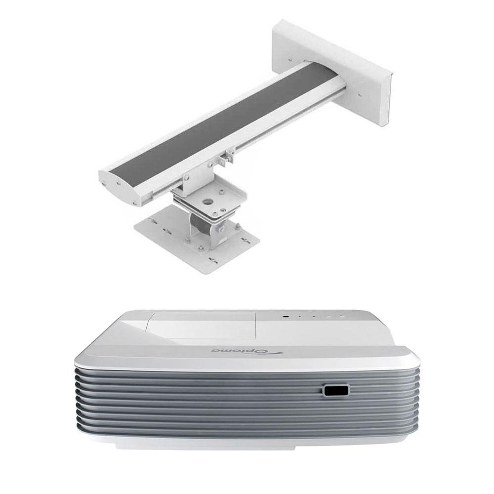 Optoma w319usti owm2000 vid oprojecteur optoma sur - Support plafond videoprojecteur optoma ...