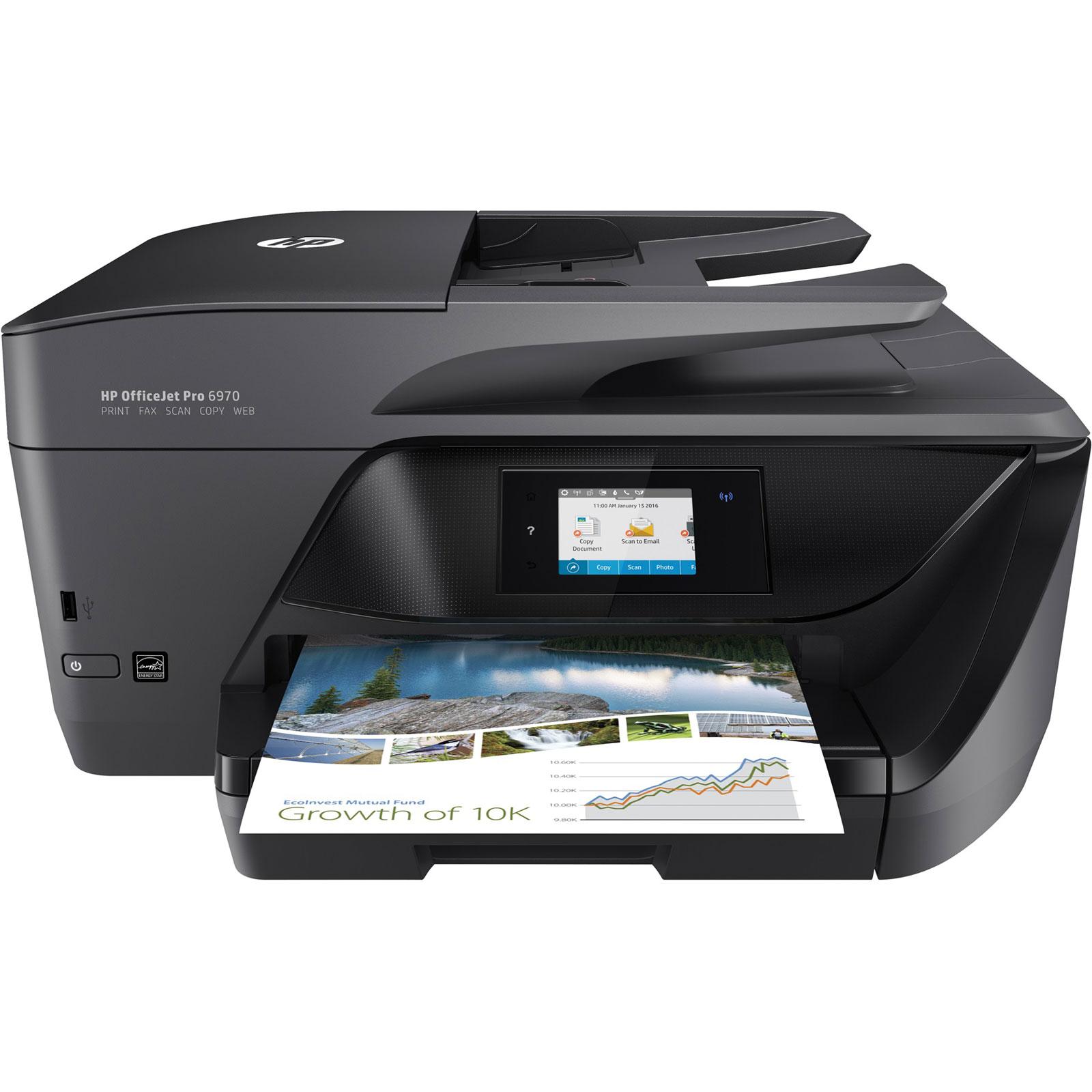 hp officejet pro 6970 imprimante multifonction hp sur. Black Bedroom Furniture Sets. Home Design Ideas