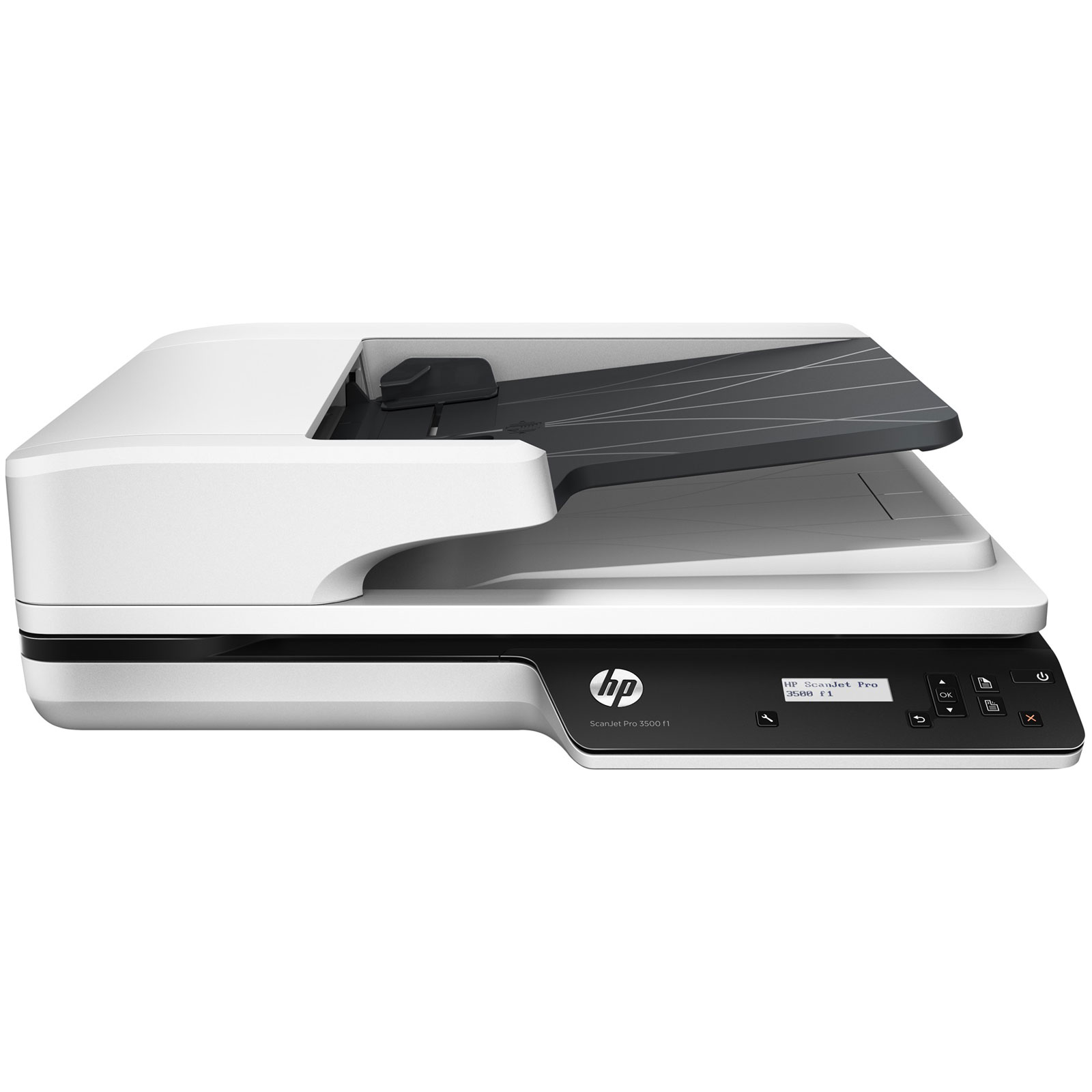 hp scanjet pro 3500 f1 scanner hp sur. Black Bedroom Furniture Sets. Home Design Ideas