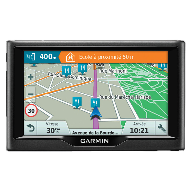 "GPS Garmin Drive 60LM GPS 15 pays d'Europe Ecran 6"""