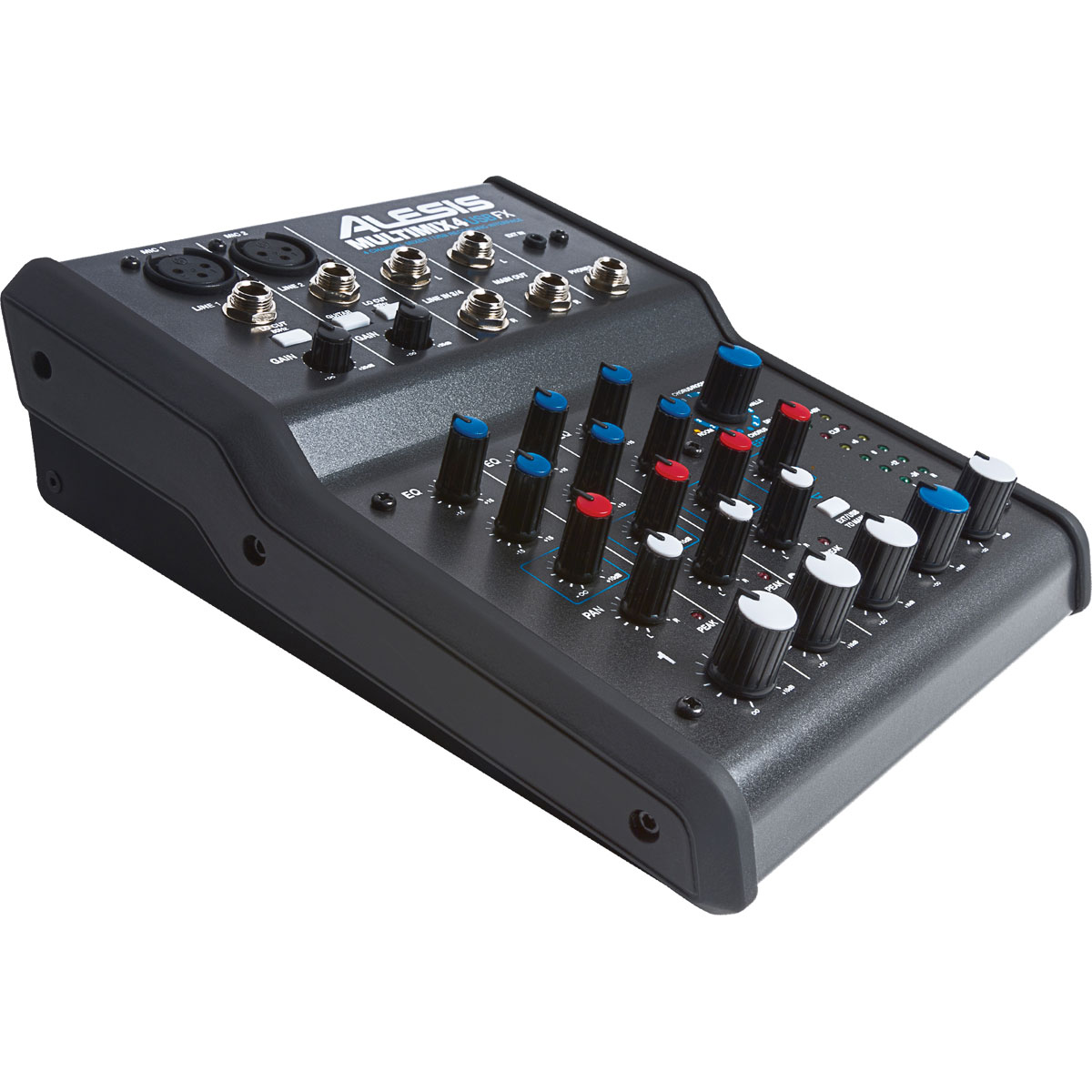 Alesis multimix 4 usb fx table de mixage alesis sur for Table de mixage xpress 6 keywood