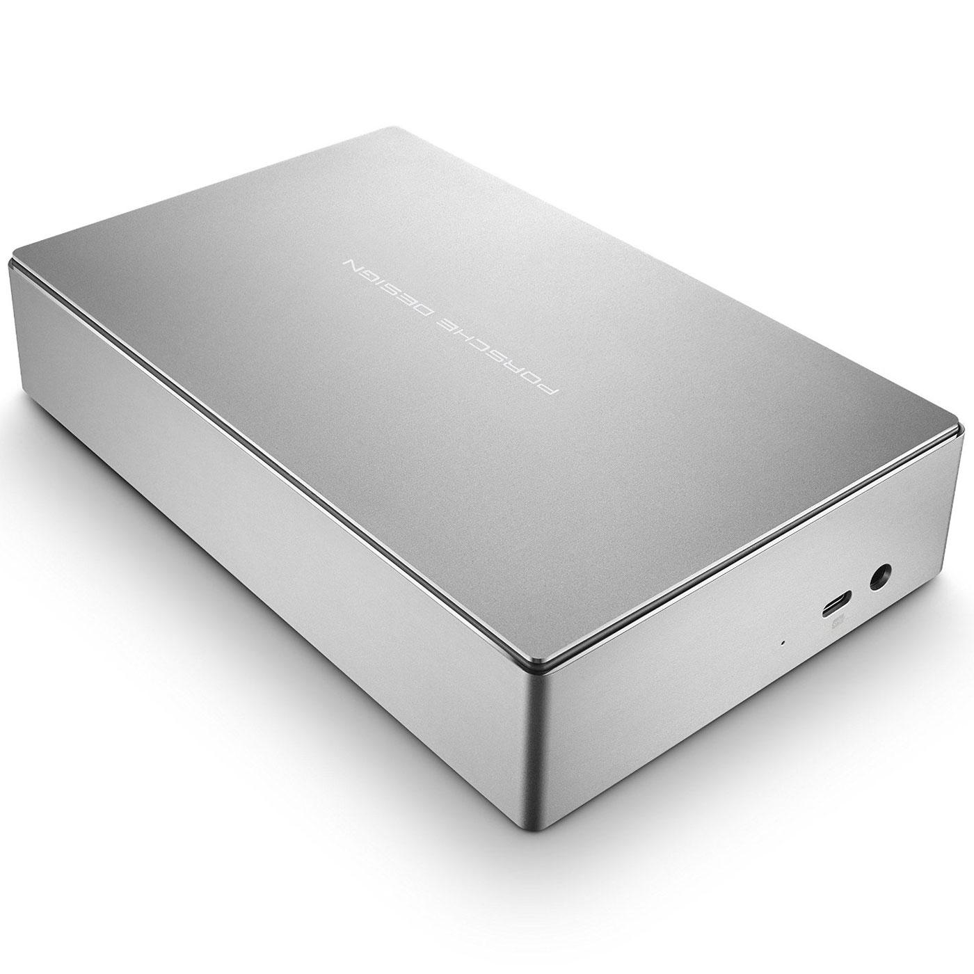 lacie porsche design desktop drive 4 to usb 3 1 disque dur externe lacie sur. Black Bedroom Furniture Sets. Home Design Ideas