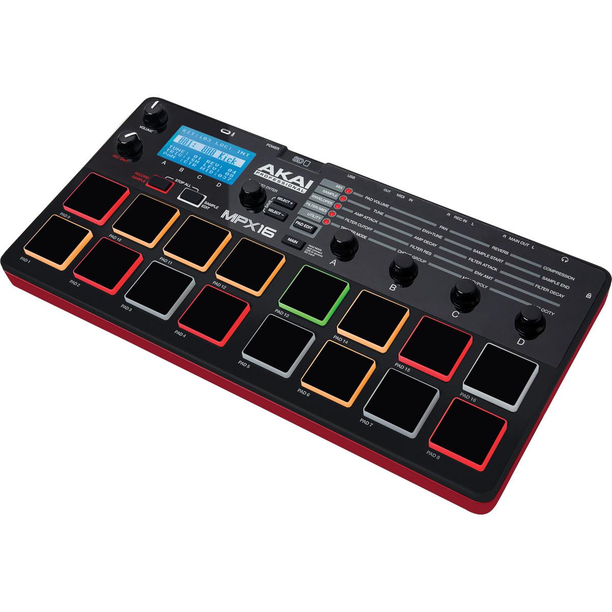 table de mixage avec enregistreur