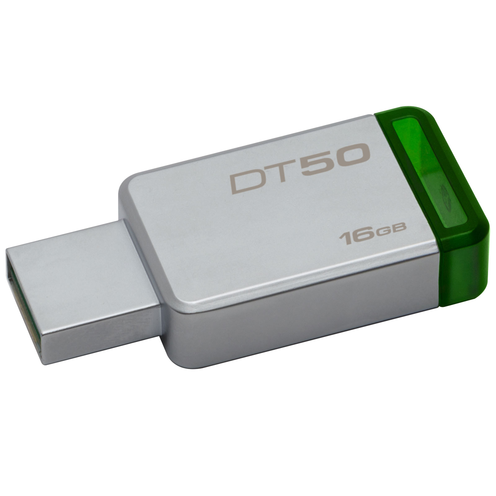 Clé USB Kingston DataTraveler 50 16 Go Clé USB 3.0 16 Go (garantie constructeur 5 ans)