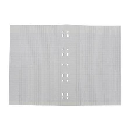 Copies doubles perfor es 21 x 29 7 cm grands carreaux for Feuille simple grand carreaux
