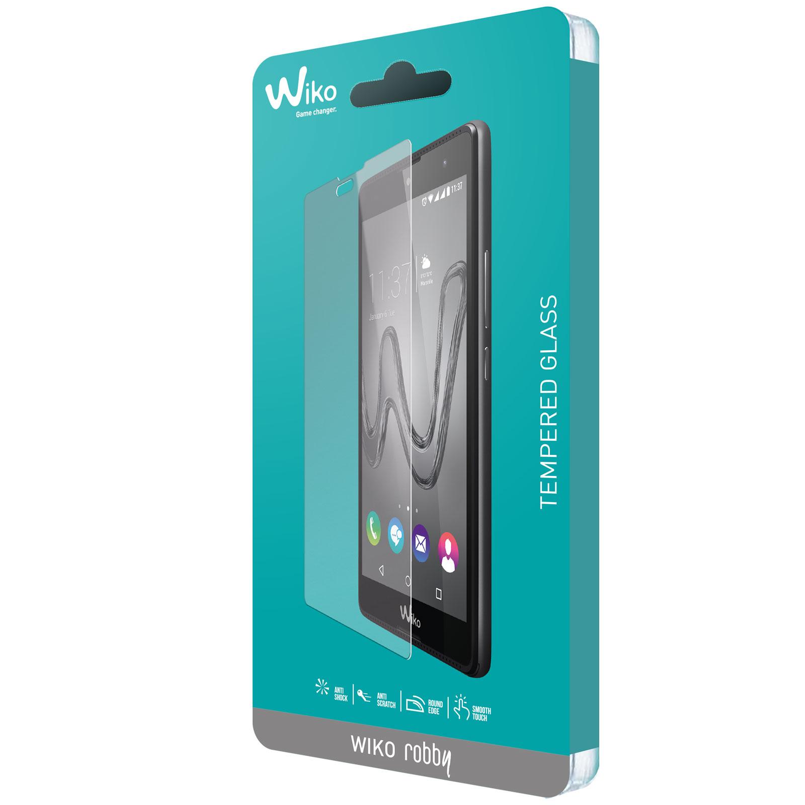 wiko verre tremp wiko robby film protecteur t l phone wiko sur. Black Bedroom Furniture Sets. Home Design Ideas