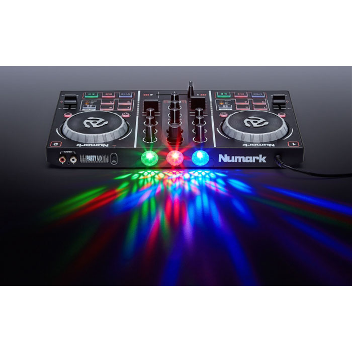 table de mixage numark party mix