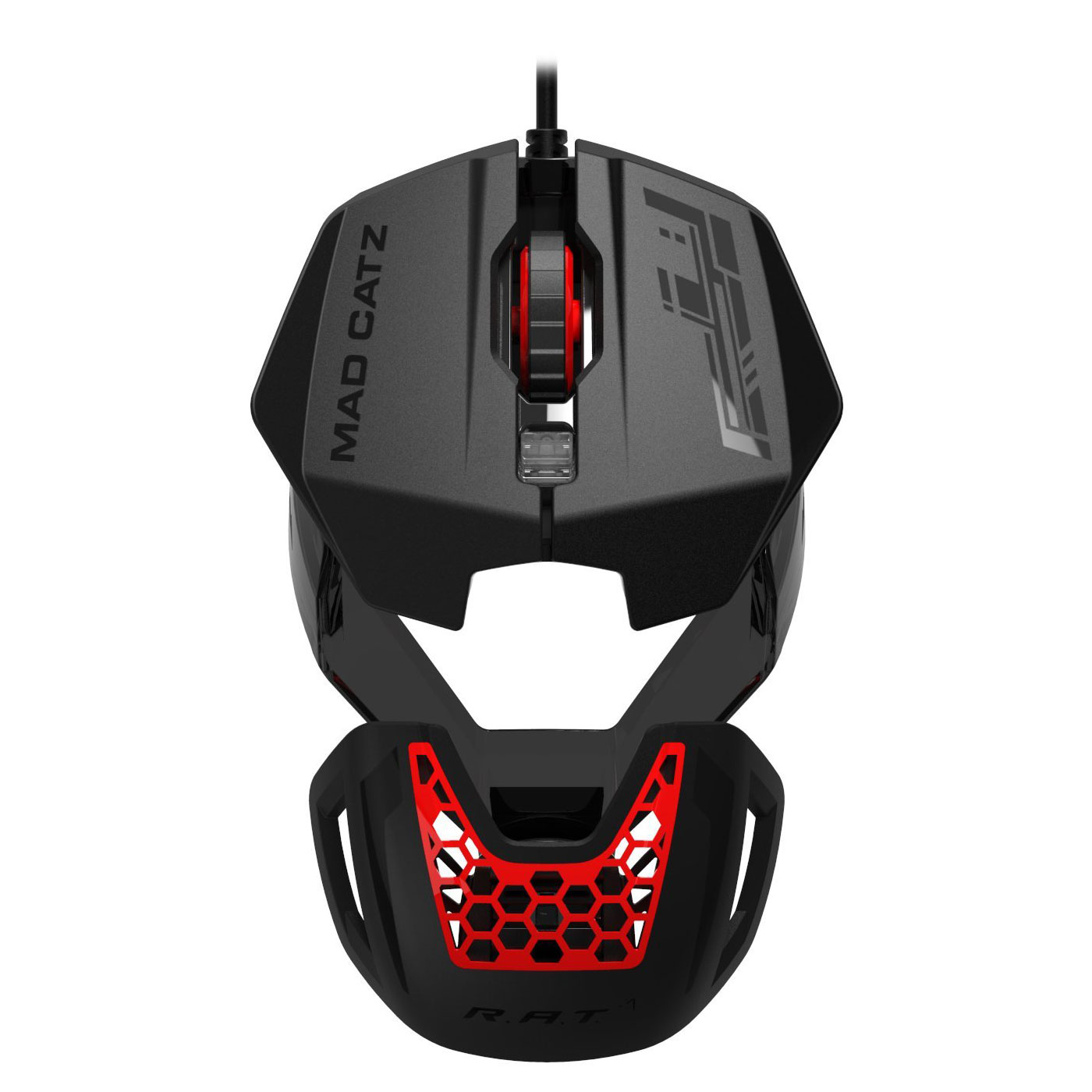 Mad Catz RAT TE Mouse Review  YouTube