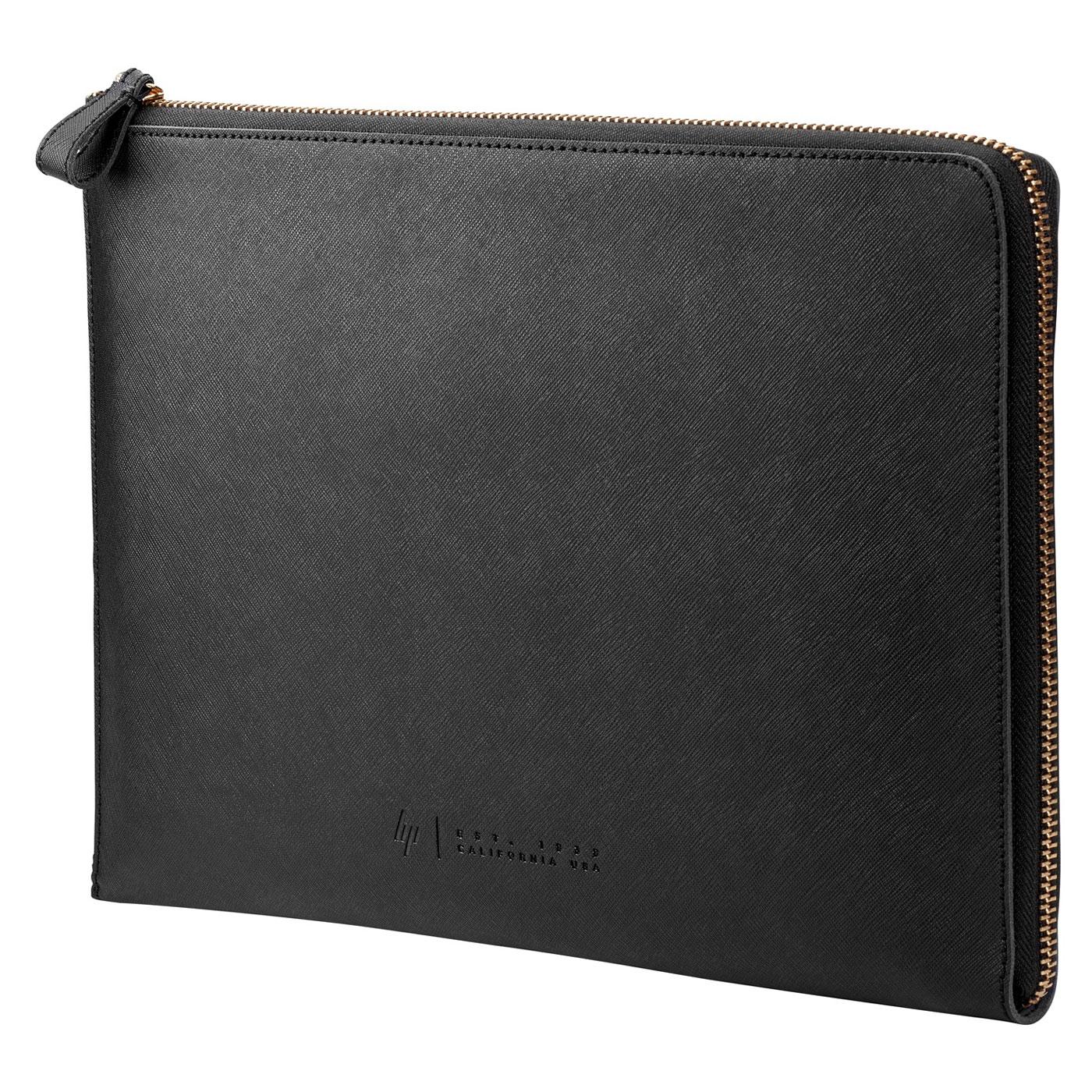 """Sac, sacoche, housse HP Split Leather Sleeve 13.3"""" Housse de protection en cuir pour ultrabook (jusqu'à 13.3"""")"""