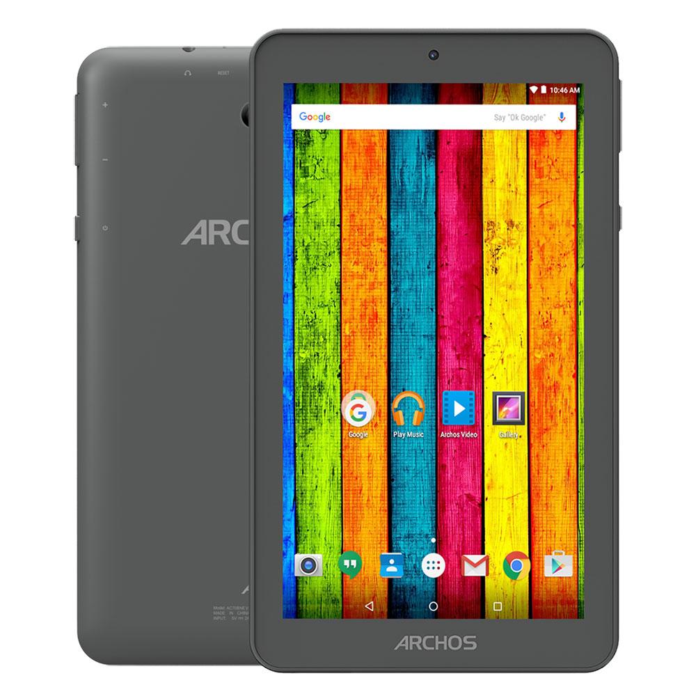 """Tablette tactile Archos 70b Neon 8 Go Tablette Internet - Mediatek 8163 Quad-Core - RAM 1 Go - 8 Go - 7"""" IPS tactile - Wi-Fi - Webcam - Android 5.1"""