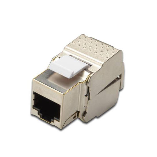 Connectique RJ45 Digitus DN-93612 Keystone Jack CAT 6 blindé