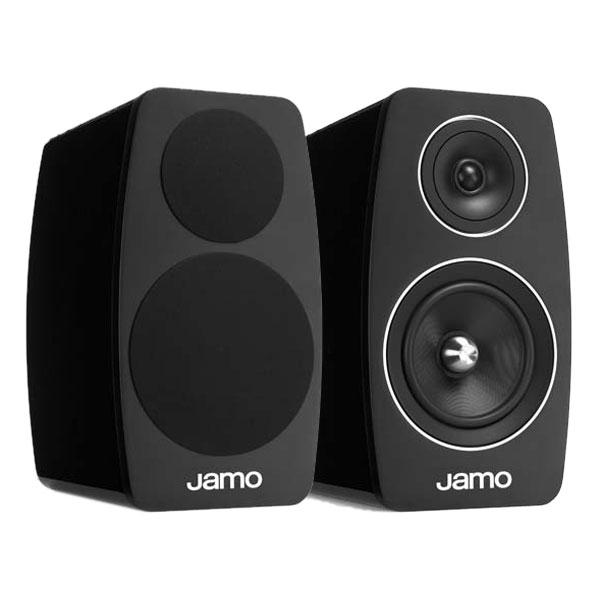 jamo c103 high gloss black enceintes hifi jamo sur. Black Bedroom Furniture Sets. Home Design Ideas