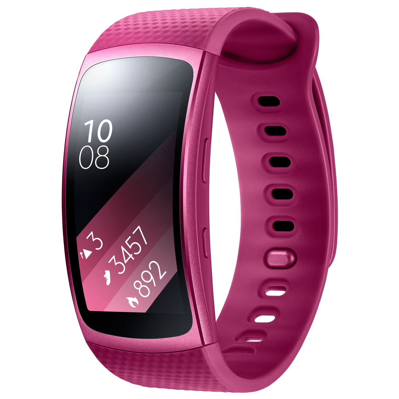 samsung gear fit2 l rose sm r3600ziaxef achat accessoires t l phone samsung pour. Black Bedroom Furniture Sets. Home Design Ideas