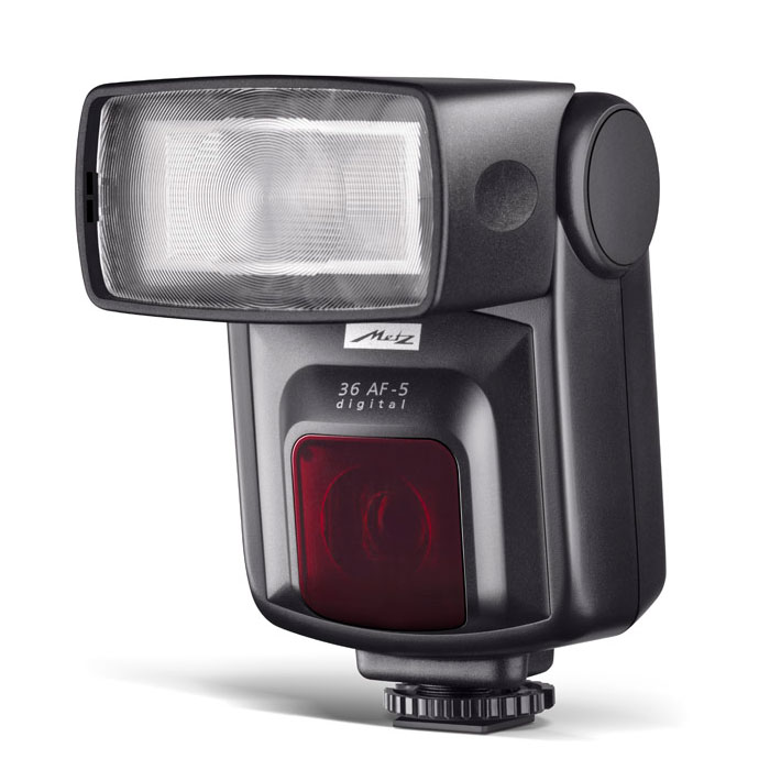 Flash appareil photo Metz Mecablitz 36 AF-5 Digital Canon 36 AF-5 Digital (pour reflex Canon)