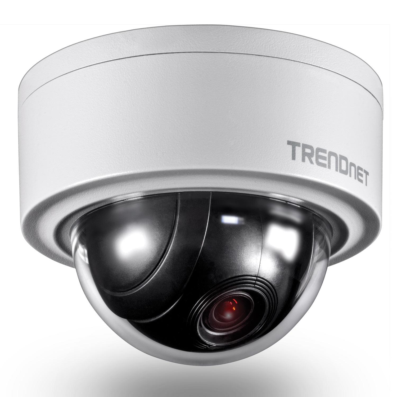 TRENDnet TV-IP420P - Caméra IP TRENDnet sur LDLC.com