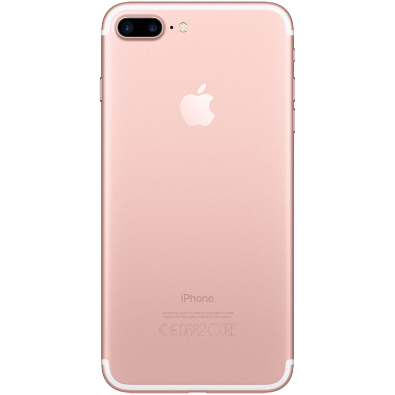 apple iphone 7 plus 32 go rose or mobile smartphone apple sur. Black Bedroom Furniture Sets. Home Design Ideas