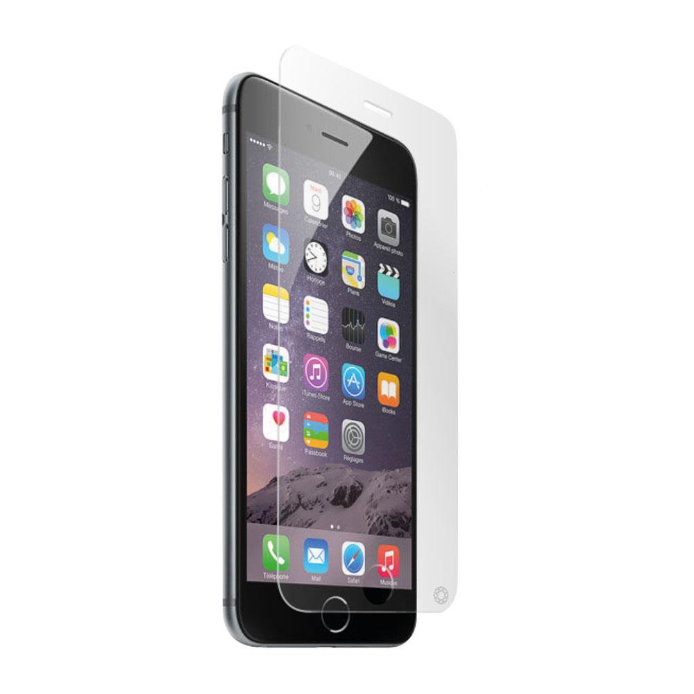 force glass verre tremp iphone 7 plus film protecteur t l phone force glass sur. Black Bedroom Furniture Sets. Home Design Ideas