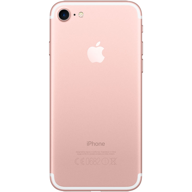 apple iphone 7 128 go rose or mobile smartphone apple sur. Black Bedroom Furniture Sets. Home Design Ideas