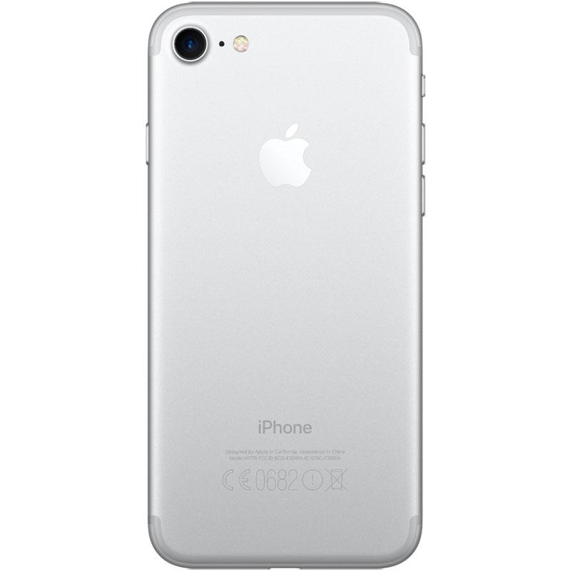 apple iphone 7 128 go argent mobile smartphone apple. Black Bedroom Furniture Sets. Home Design Ideas