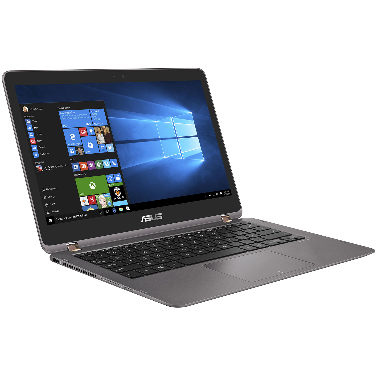 asus zenbook flip ux360uak c4269r pc portable asus sur. Black Bedroom Furniture Sets. Home Design Ideas