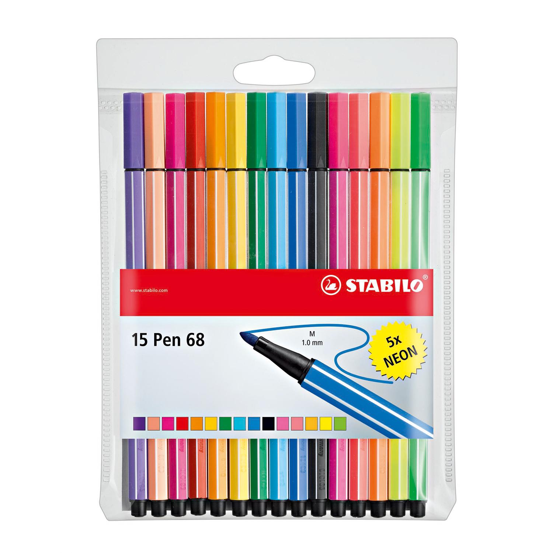 stylo feutre stabilo