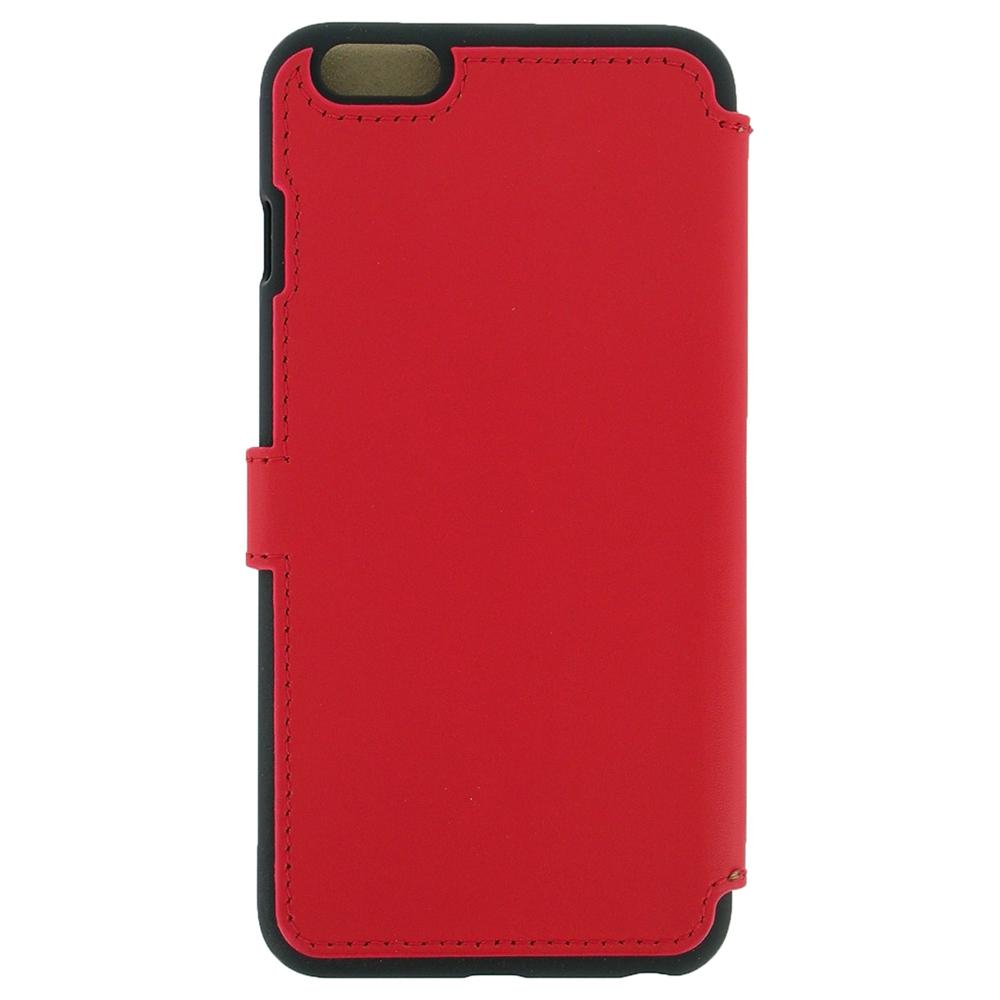 Akashi Etui Folio Cuir Italien Rouge iPhone 7 - Etui téléphone Akashi sur  LDLC.com 66b0c78ed26