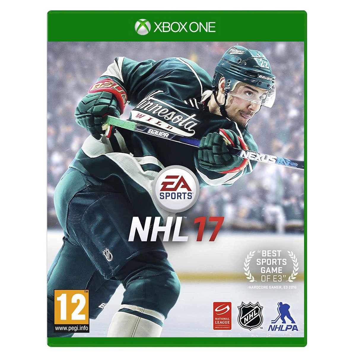 nhl 17 xbox one jeux xbox one electronic arts sur. Black Bedroom Furniture Sets. Home Design Ideas