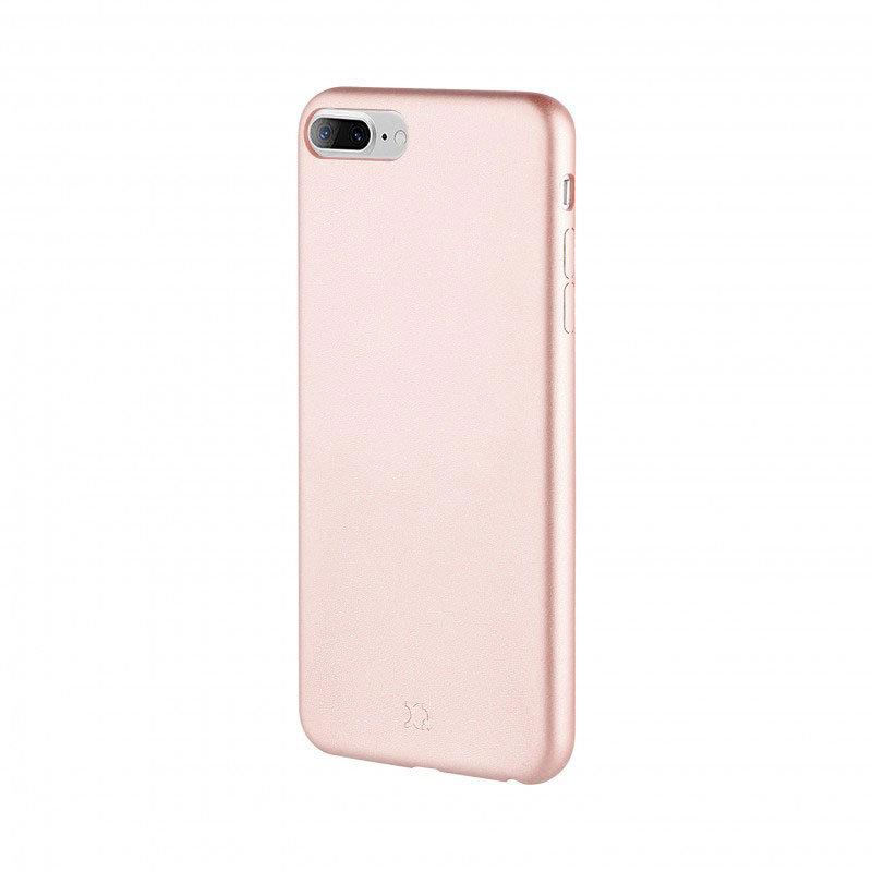 coque fine iphone 7 rose