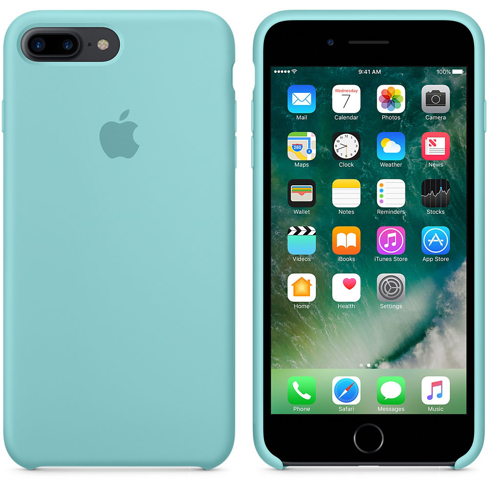 coque iphone 6 plus bleu