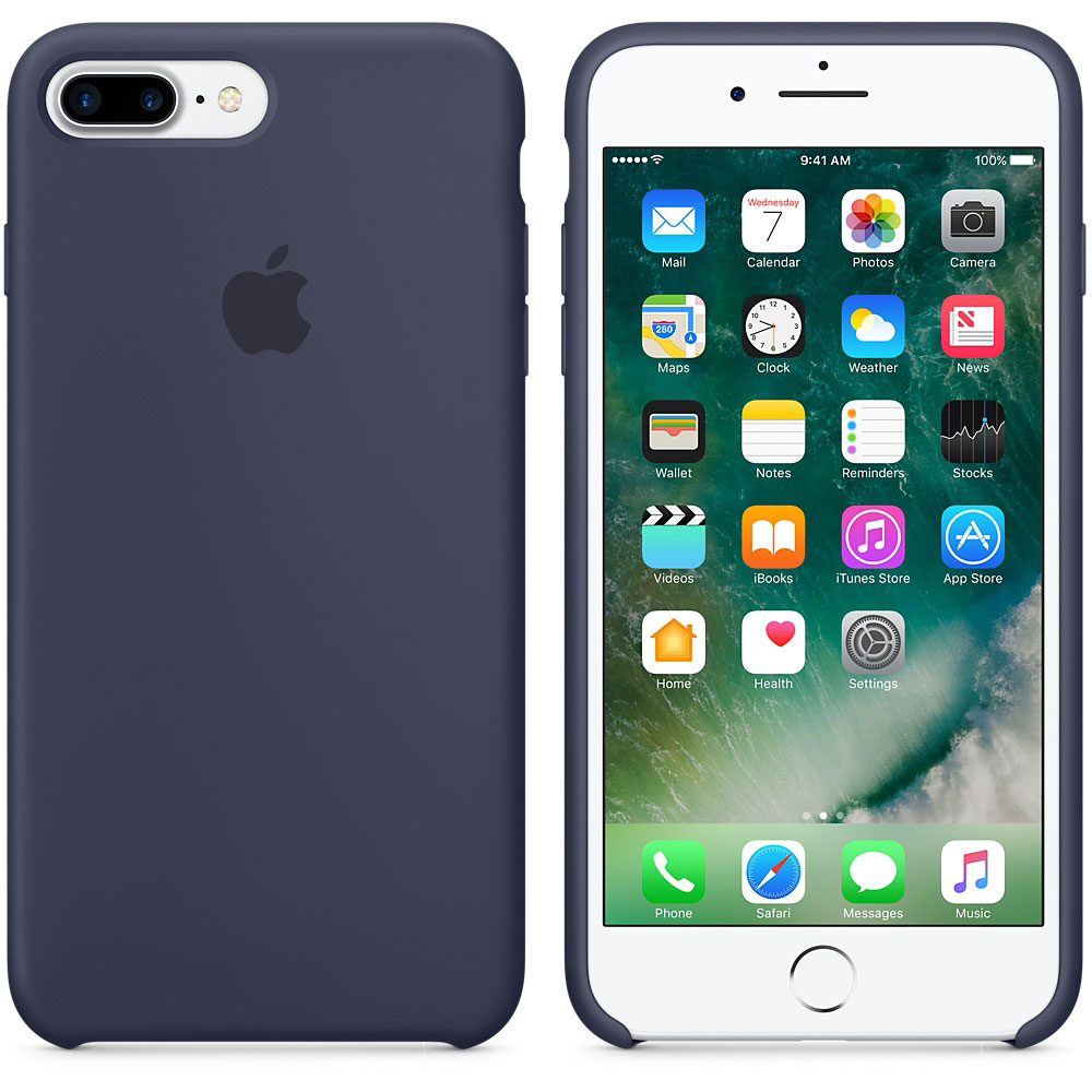 coque apple silicone iphone 7