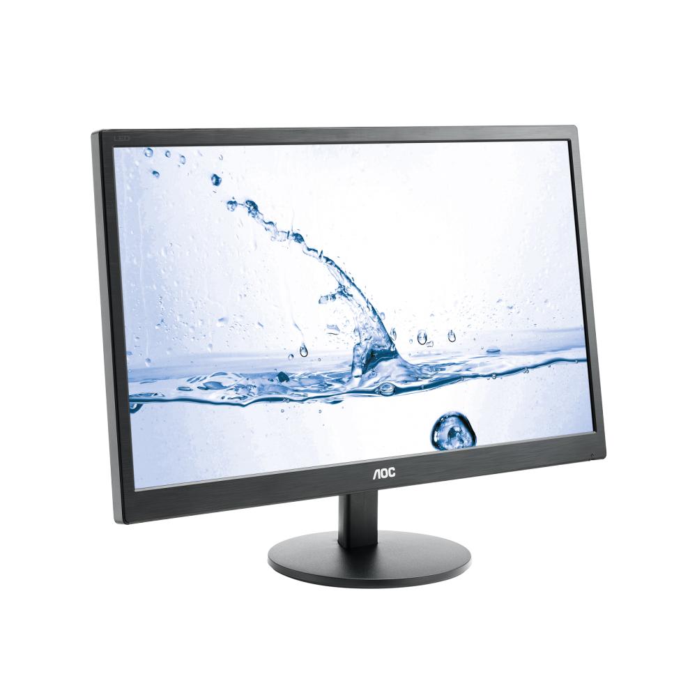 "Ecran PC AOC 23.6"" LED - m2470Swh 1920 x 1080 pixels - 5 ms - Format large 16/9 - HDMI/VGA - Noir"