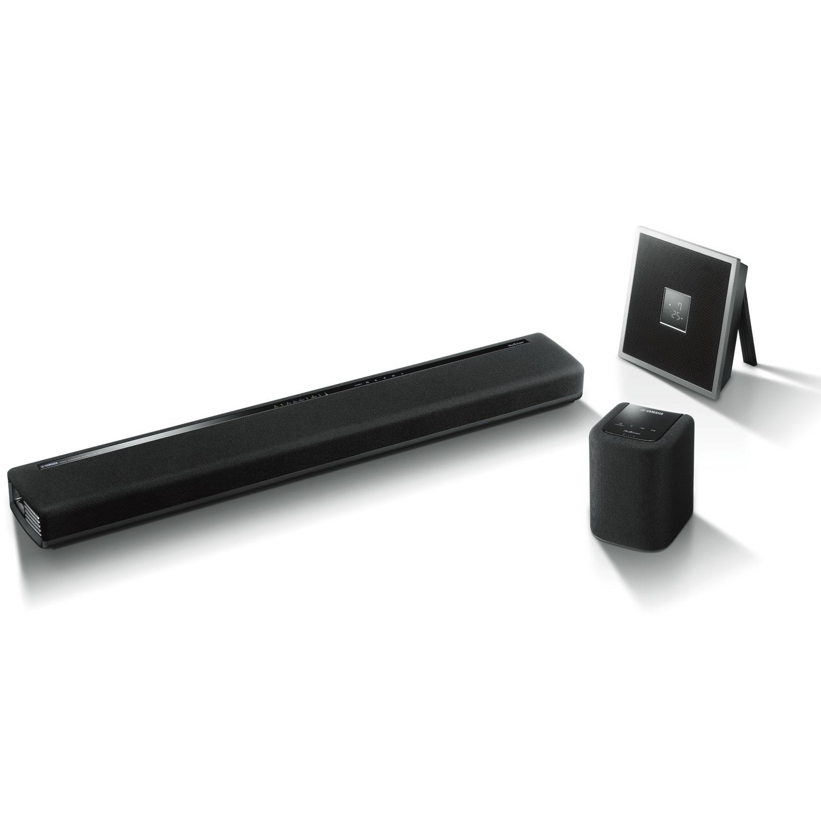 yamaha musiccast yas 306 noir barre de son yamaha sur. Black Bedroom Furniture Sets. Home Design Ideas