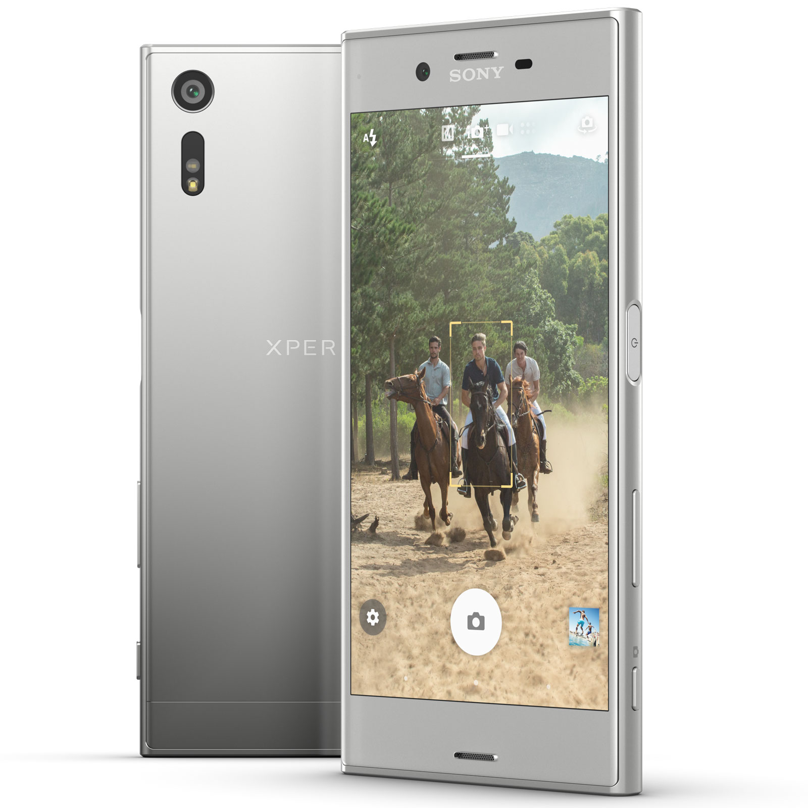 "Mobile & smartphone Sony Xperia XZ 32 Go Platine Smartphone 4G-LTE IP68 - Snapdragon 820 Quad-Core 2.15 GHz - RAM 3 Go - Ecran tactile 5.2"" 1080 x 1920 - 32 Go - NFC/Bluetooth 4.2 - 2900 mAh - Android 6.0"
