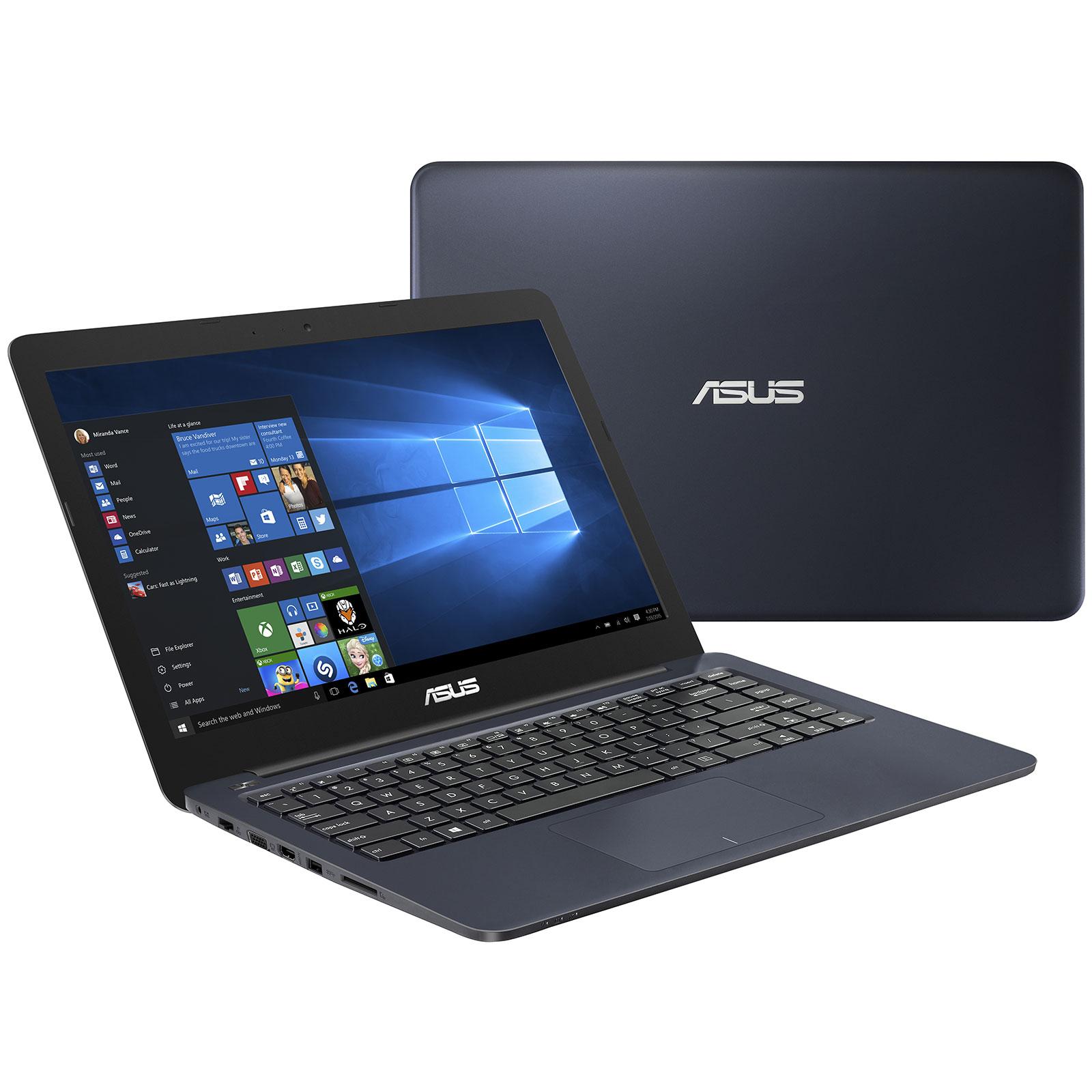 ASUS EeeBook L402SA WX223TS Bleu