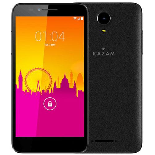 kazam trooper 650l noir mobile smartphone kazam sur. Black Bedroom Furniture Sets. Home Design Ideas
