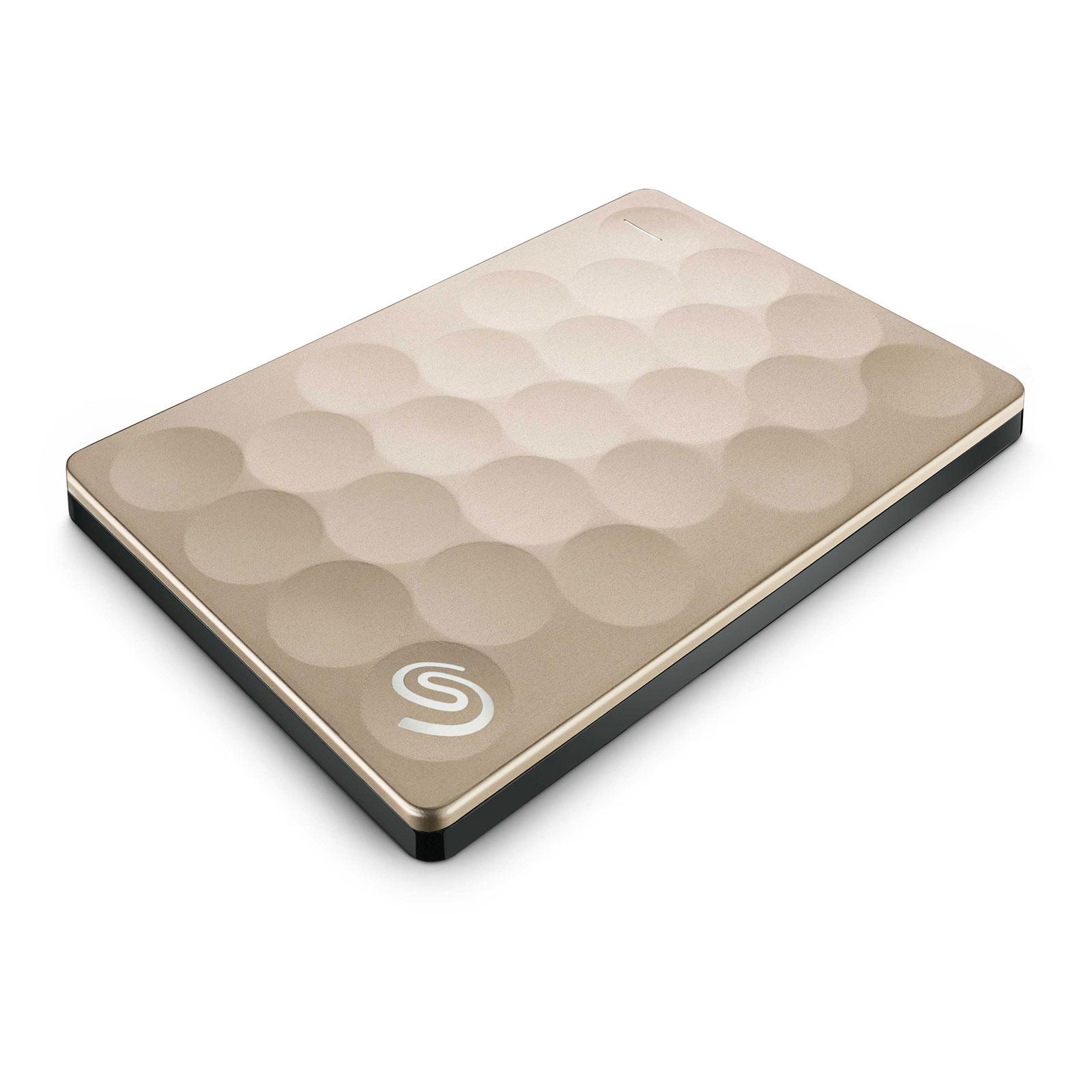 seagate backup plus ultra slim 2 to or usb 3 0 disque dur externe seagate technology sur. Black Bedroom Furniture Sets. Home Design Ideas