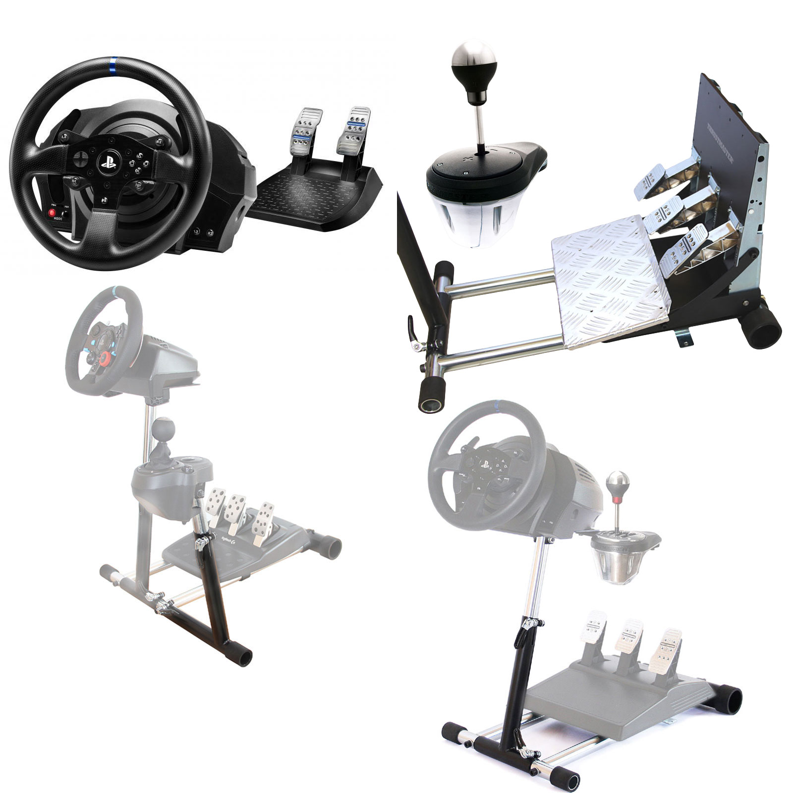 thrustmaster t300 rs sim racing pack volant pc thrustmaster sur. Black Bedroom Furniture Sets. Home Design Ideas